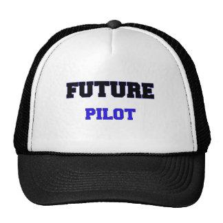 Future Pilot Mesh Hats