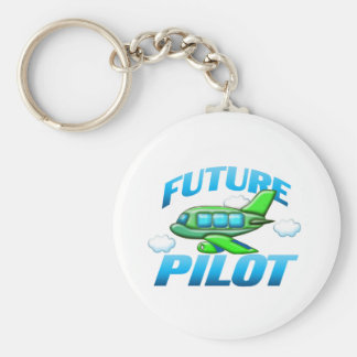 Future Pilot Keychain