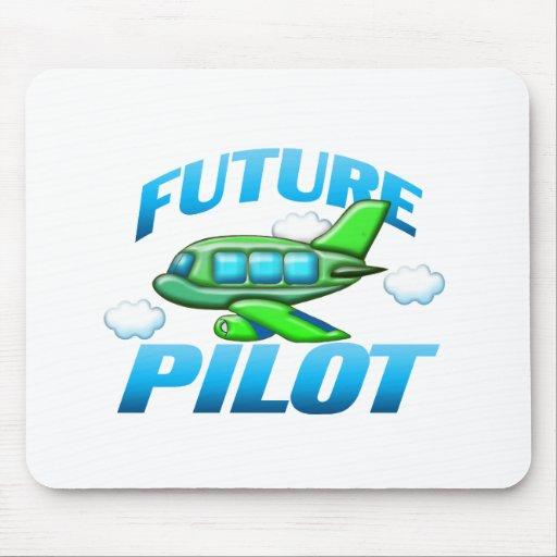 Future Pilot Mouse Pad