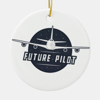 Future Pilot Ornament