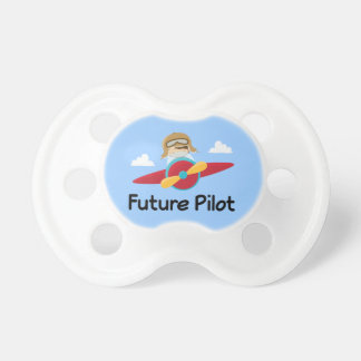 Future Pilot Pacifier Baby Soother