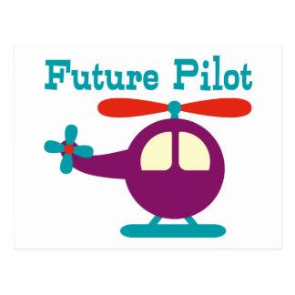 Future Pilot Postcard