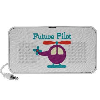 Future Pilot Speaker