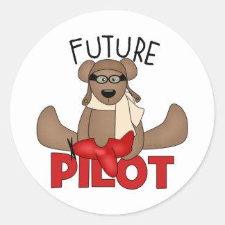Future Pilot Stickers