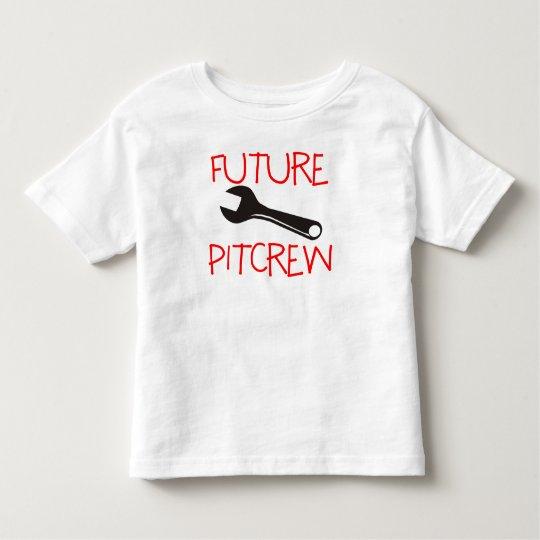 Future Pit Crew Toddler T-shirt