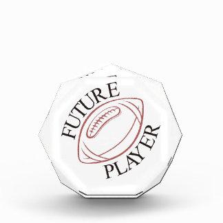 Future Player Acrylic Award