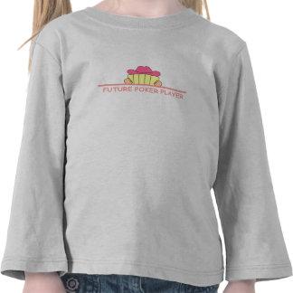 future player - girl tshirt