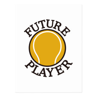 Future Player Postcard