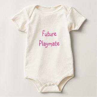 Future Playmate Baby Bodysuit