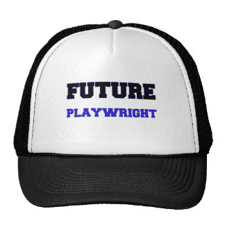 Future Playwright Mesh Hats