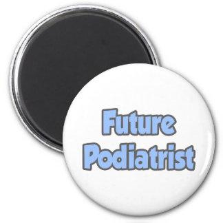 Future Podiatrist Fridge Magnets