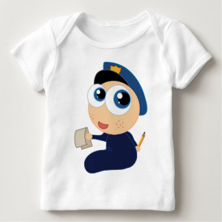 Future Police Officer Kids Tee