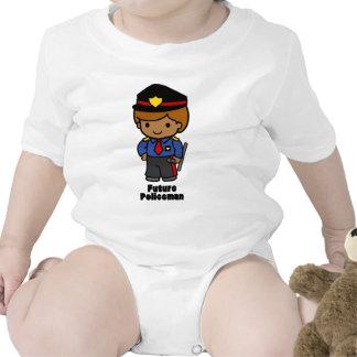 Future Policeman - Boy Shirt