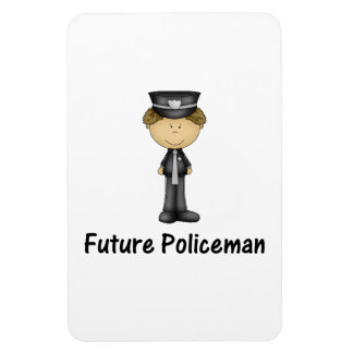 future policeman magnet