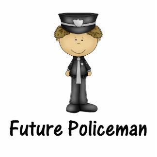 future policeman statuette