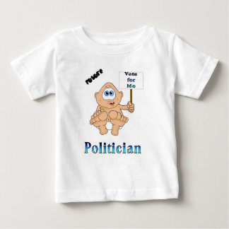 Future Politician Baby T-Shirt