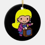Future Politician Christmas Ornament