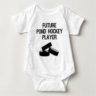 'Future Pond Hockey Player' Infant Tees
