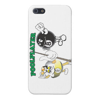 Future Pool Player iPhone SE/5/5s Case