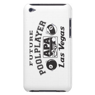 Future Pool Player Las Vegas iPod Touch Cover