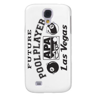 Future Pool Player Las Vegas Galaxy S4 Cover