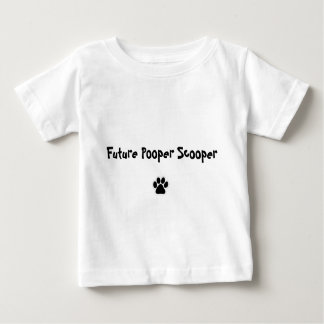 Future Pooper Scooper Baby T-Shirt