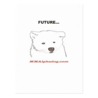 future postcard