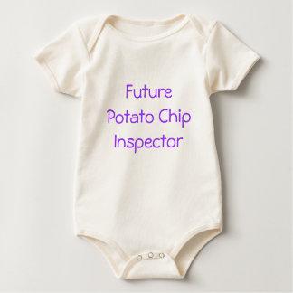 Future Potato Chip Inspector Romper