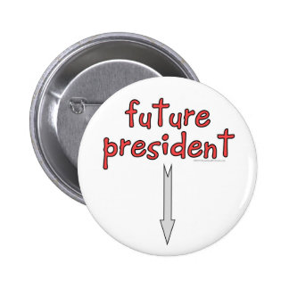future president button
