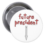 future president buttons