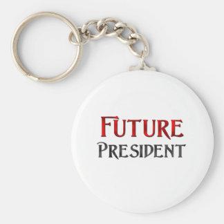 Future President Keychain