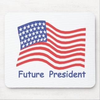 future president mouse pad
