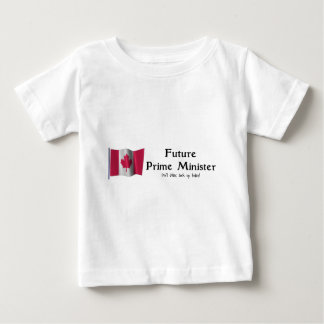 Future Prime Minister Baby T-Shirt
