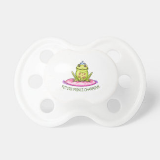 FUTURE PRINCE CHARMING BooginHead PACIFIER