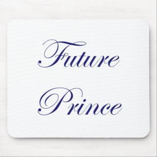 Future Prince Mouse Pad