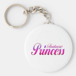 Future Princess Keychain