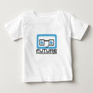 Future Programmer -- Blue Baby T-Shirt