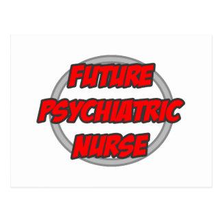 Future Psychiatric Nurse Postcard
