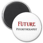 Future Psychotherapist Fridge Magnet