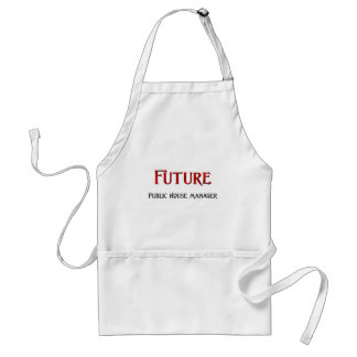 Future Public House Manager Aprons