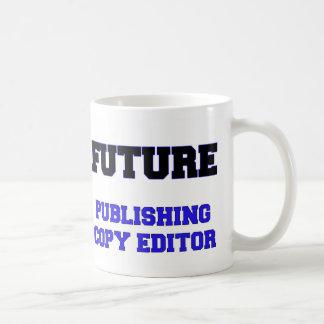 Future Publishing Copy Editor Mug