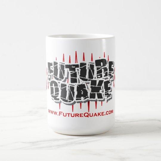 """Future Quake """"Shakey"""" Mug"""