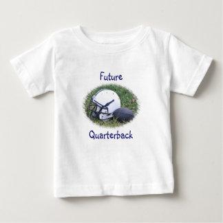 Future Quarterback baby t-shirt