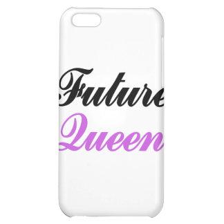 Future Queen iPhone 5C Cases