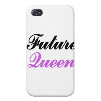 Future Queen Cases For iPhone 4