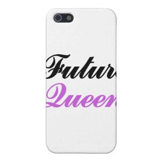 Future Queen iPhone 5 Case