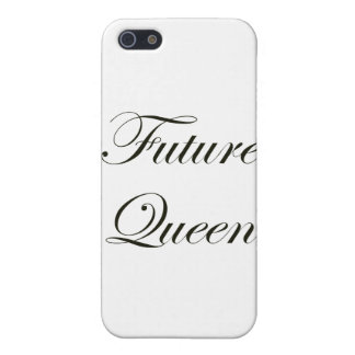 Future Queen Cover For iPhone 5