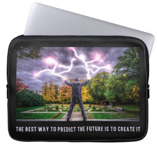 FUTURE Quote laptop sleeves