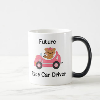 Future Race Car Driver (girl) Mug