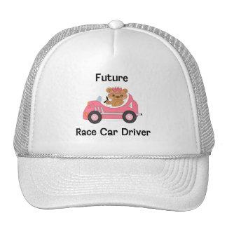 Future Race Car Driver (girl) Trucker Hat